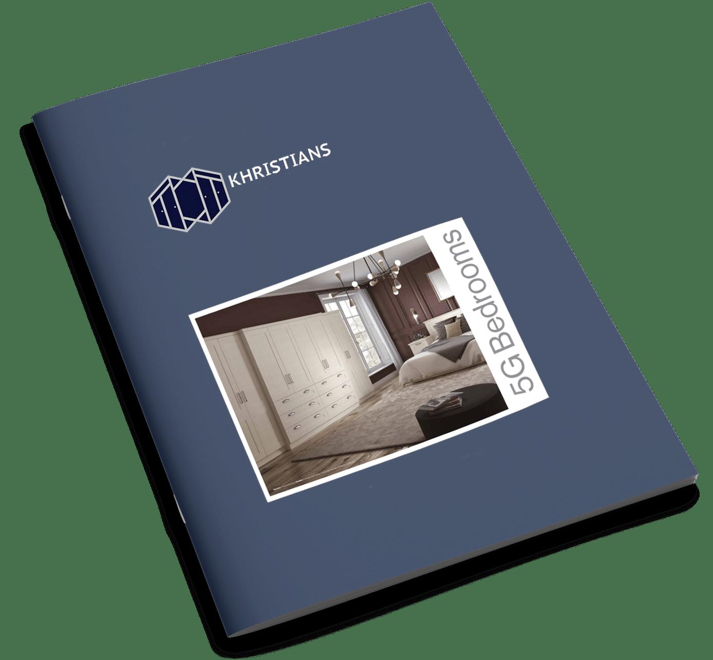 5G Bedrooms brochure cover
