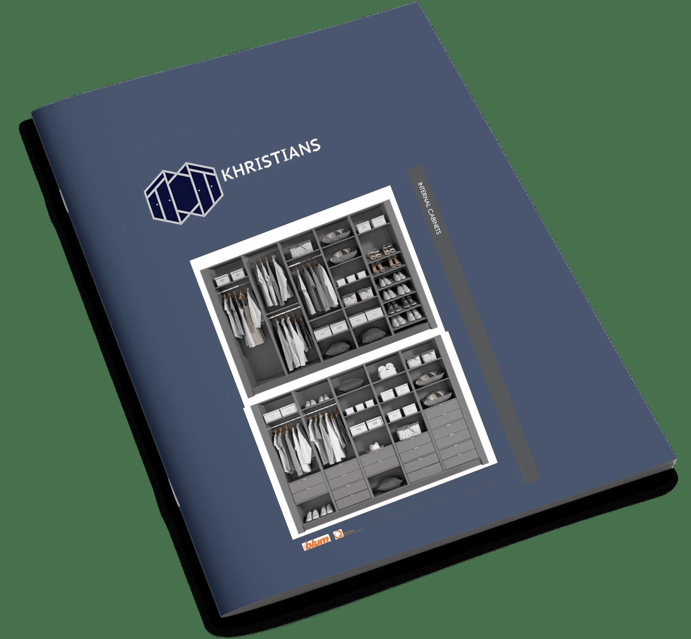 Internal Storage Ideas brochure cover